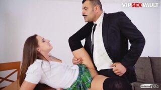 VIP SEX VAULT – #Amirah Adara #Antonio Ross – Role Play Fun With Hungarian Pornstar For Kinky Couples
